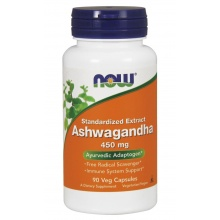 Спец препарат NOW Ashwagandha Extract  450 мг 90кап